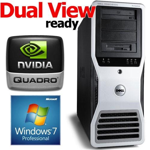 Dell Precision T7400 Workstation Xeon Quad-Core E5420 2 50GHz 16GB 2TB  Windows 7 Professional 64bit