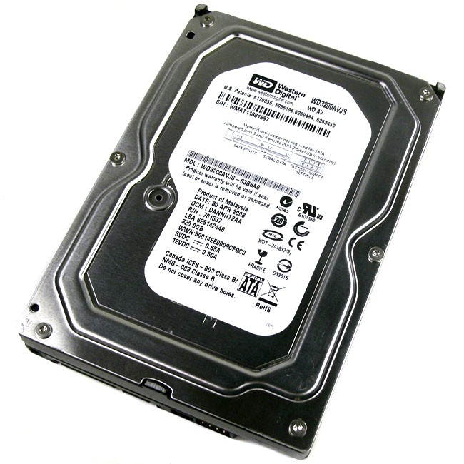 how to open wd internal hard drive