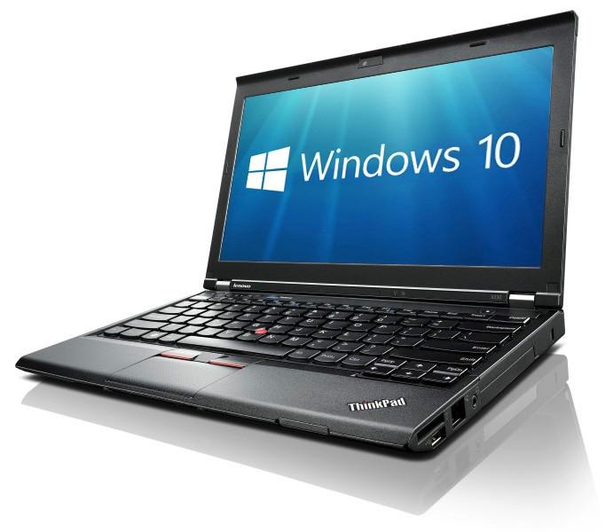 Refurbished Lenovo ThinkPad X230 Windows 10 Laptop