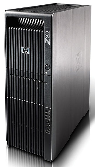 HP Z600 Workstation 2x Quad-Core E5520 16GB 500GB DVD Windows 10  Professional 64bit