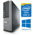 Dell OptiPlex 990 SFF Quad Core i5-2400 8GB 128GB SSD Windows 10 Professional 64-Bit Desktop PC Computer