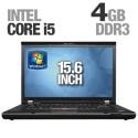 "Lenovo ThinkPad T520 15.6"" Core i5-2520M 4GB 320GB DVDRW WiFi Windows 10 Professional 64bit"