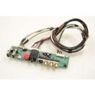 Sony Vaio VGX-XL202 Media Centre Front USB Audio Ports Board CNX-332 178933621