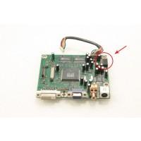 Dell 2007FPB DVI VGA Main Board Cable 4H.L2J01.A02