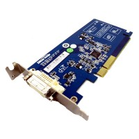 HP 398333-001 ADD2-N PCI-Express x16 DVI-D Low Profile Adapter Card 359301-003