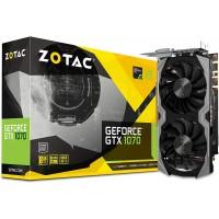 Zotac NVIDIA GeForce GTX 1070 8 GB Mini Graphics Card Gaming