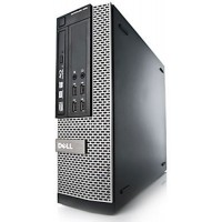 Dell OptiPlex 790 SFF Quad Core i5-2400 4GB 250GB DVD WiFi Windows 10 Professional Desktop PC Computer
