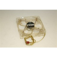 Cooler Master 3-pin Red LED Cooling Fan A12025-12CB-3KN-F1