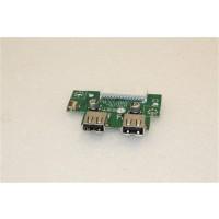 HP LP2065 USB Port Board L2065 68709S0162A