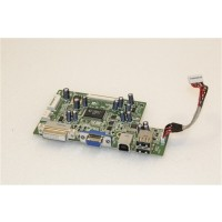 Dell 1909Wf VGA DVI USB Main Board 491661300100H