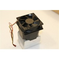 Medion PC MT6 Heatsink 3-Pin Cooling Fan DI4-8KDXC-M1