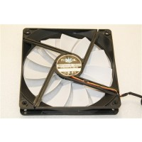 Fractal Design Silent Series R2 3-Pin Cooling Fan 140mm x 25mm FD-FAN-SSR2-140
