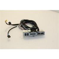 Packard Bell LED Power Button Audio USB Card Reader RI750 1A3222H02-000