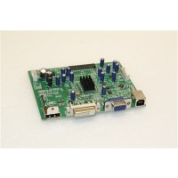 HP LA1905wg Display Port DVI VGA Main Board 715G3499-2