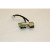 HP LA1905wg USB Port Board 715G2952-1