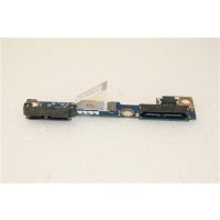 HP EliteBook 2540p SATA Connector Board LS-5256P