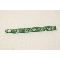 NEC MultiSync E222W Power Button Board 715G4265-K01-000-004M