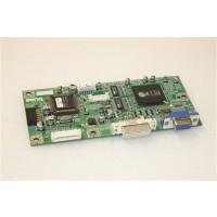 HP Compaq 1720 Benq DVI VGA Main Board 55.L6101.002 48.L6101.A00