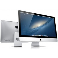 "Apple iMac 27"" Quad Core i5 2.70GHz 8GB 1TB DVDRW WiFi iSight Camera Bluetooth macOS High Sierra"