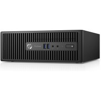 HP ProDesk 400 G3 SFF Desktop PC - 6th Gen Intel Quad Core i5-6500 3.2GHz 8GB DDR4 128GB SSD DVDRW USB 3.0 WiFi Windows 10 Professional