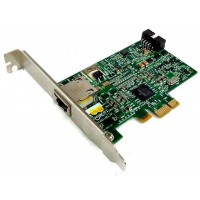 HP Broadcom Gigabit PCI-e Network Ethernet Adapter Card BCM95761A6110G 488293-001