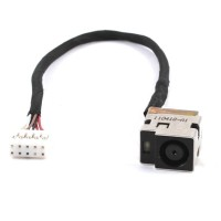 HP Pavilion DV6 3000 Series DC Power Socket Cable