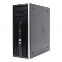 HP 8200 Elite Tower PC - Quad Core i5-3470 3.20GHz 8GB 500GB DVDRW WiFi  Windows 10 Professional 64bit