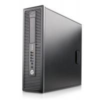 HP EliteDesk 800 G1 SFF Quad Core i5-4570 3.20GHz 8GB 512GB SSD WiFi Windows 10 Professional Desktop PC Computer