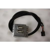 Fujitsu Siemens Scaleo P Front USB Ports Panel GS360-010
