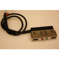 Lenovo ThinkCentre A61e USB Audio Ports Panel Cables