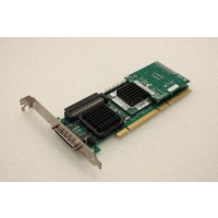 LSI Logic J6 U320 SCSI PCI-X Controller Adapter Card J4588 0J4588