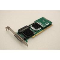 LSI Logic J6 U320 SCSI PCI-X Controller Adapter Card J4588 0J4588