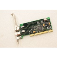 Lucent 2 Port IEEE 1394 Host Adapter PCI 710-009