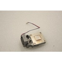Toshiba 660CDT CPU Heatsink Cooling Fan D25M05