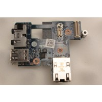 Dell Latitude E6400 USB Audio Ethernet Board LS-3809P