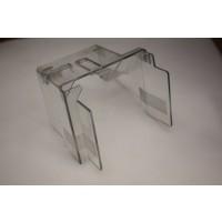 HP Compaq dc7700p Plastic Airflow Shroud 414237-001