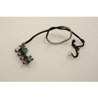 HP Pavilion HDX9000 Laptop Sound Board Cable 6050A2123401