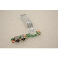 HP G70 Audio Ports Board Cable 50.4D029.001