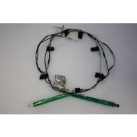 Dell Latitude D630 ATG WiFi Wireless Antenna Aerial Set DC33000ATOL