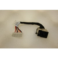 HP Presario CQ70 DC Power Socket Cable 50.4H515.001