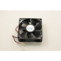 AVC F8025B12UA 80mm x 25mm 3Pin Case Fan