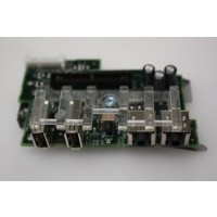Dell Optiplex GX280 DT USB Audio Ports Panel Board Y4717