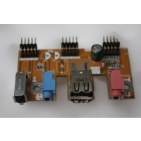 Compaq Presario S0000 USB Audio Firewire Board