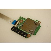 Asus Eee PC 1005 Card Reader Board 08G2015HA10F