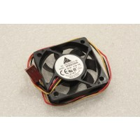Delta Electronics EFB0512MA 50mm x 10mm 3Pin Case Fan