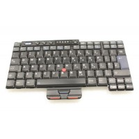 Genuine IBM Lenovo ThinkPad X31 Keyboard TK88-UK 08K5103