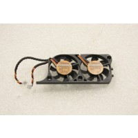 Dell Latitude C840 Dual Case Fan GM0503PEB2-8