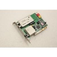 Medion TV Tuner 7134 V.9X DSP Data Fax Modem PCI Card 20009683