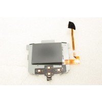 Clevo 4200 Touchpad Board Bracket TM41PDG351-1