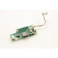 Fujitsu Siemens Lifebook T4010D IR USB Port Board CP209710-Z3
